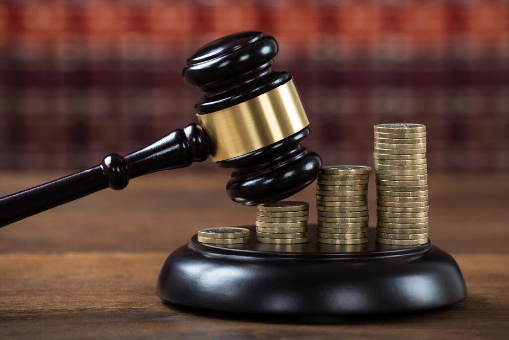 İşletmeler için Özel Davanın dezavantajları, özel davalar, yasal mahkeme ücretleri,